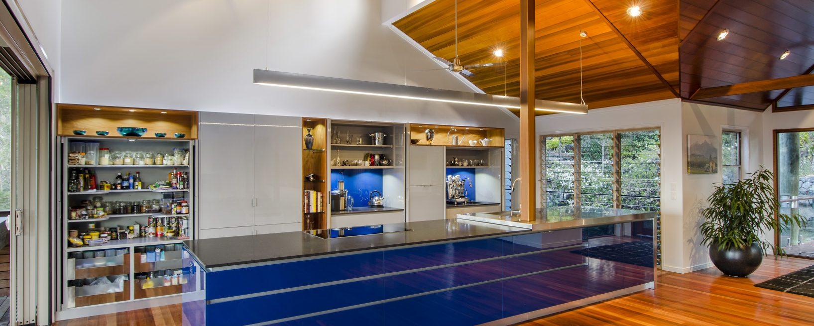 Blum Dynamic Space Kitchen Work Zones