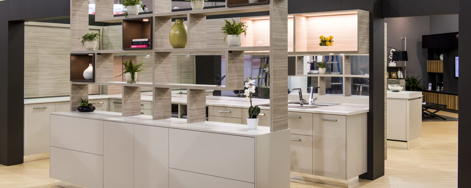 Lincoln Sentry - Kitchen Showroom