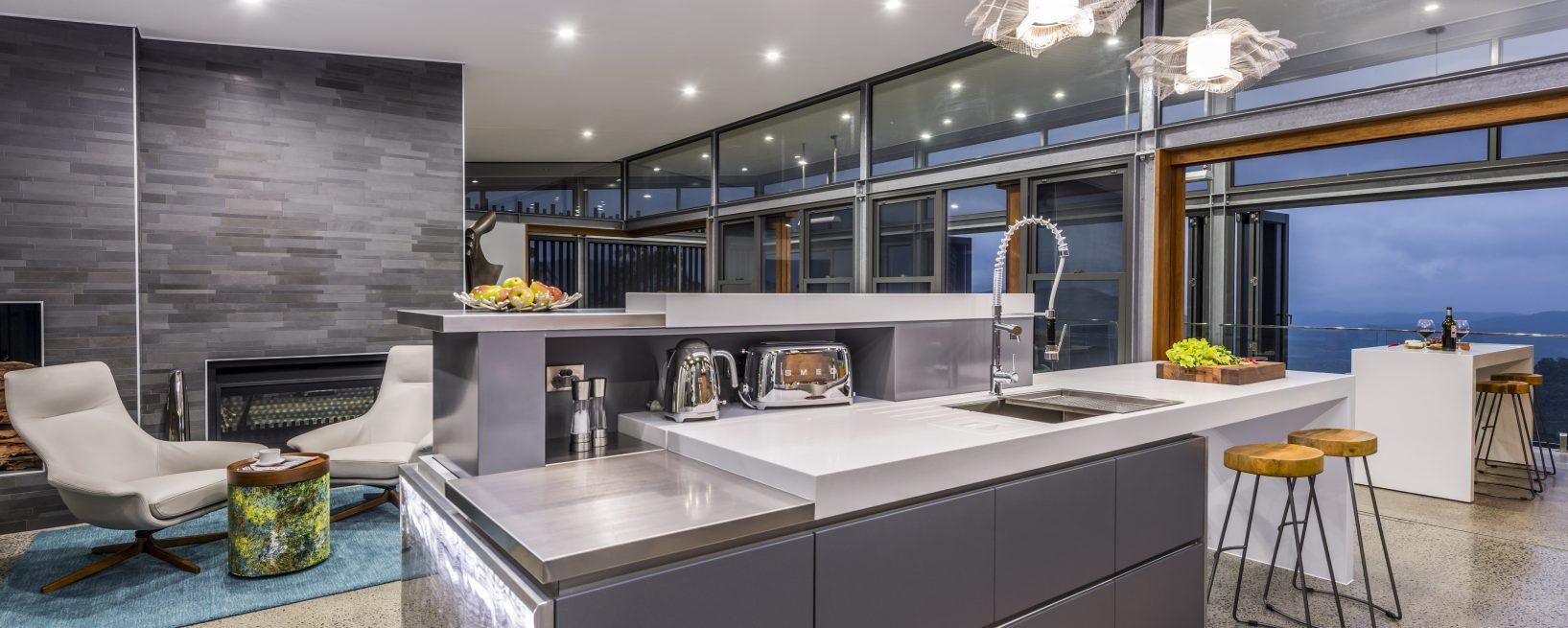 Mount Nebo - New Kitchen