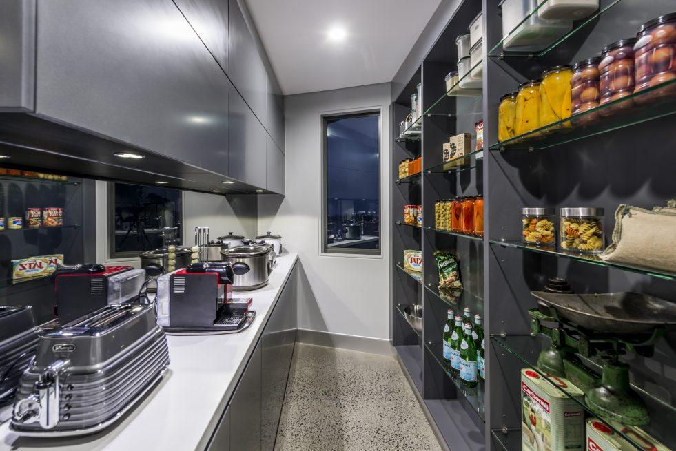 Mount Nebo - New Kitchen walking pantry