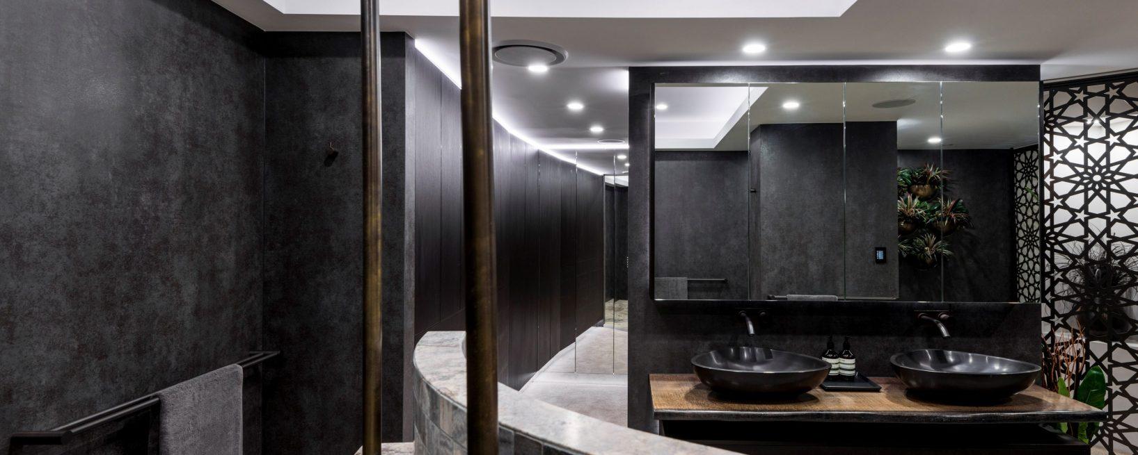 Brisbane CBD Penthouse - Master Suite Bathroom Renovation