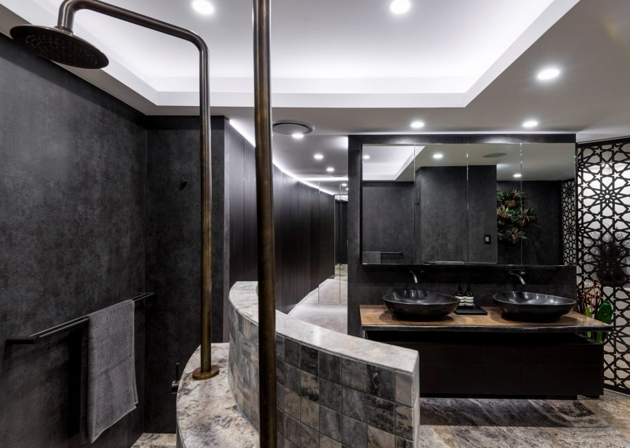 Brisbane CBD Penthouse - Master Suite Bathroom Renovation
