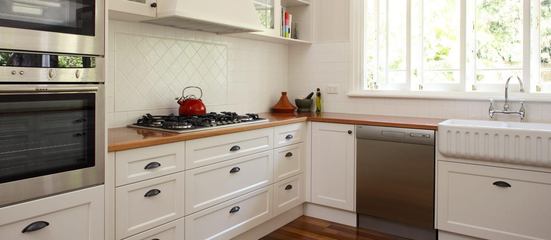 Kelvin Grove - Kitchen Design