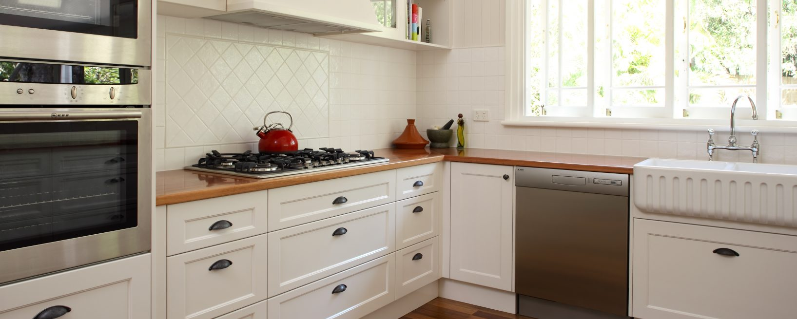 Kelvin Grove - Kitchen Renovation