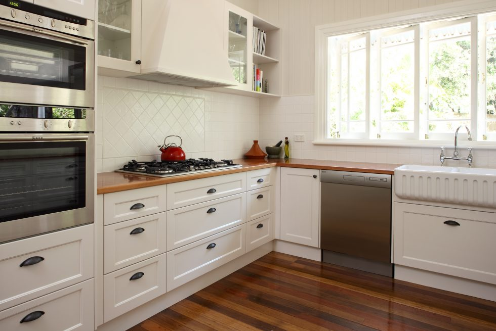 Kelvin Grove - Kitchen Design
