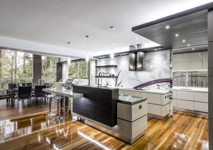 Indoor Outdoor Kitchen Design Brisbane Australia