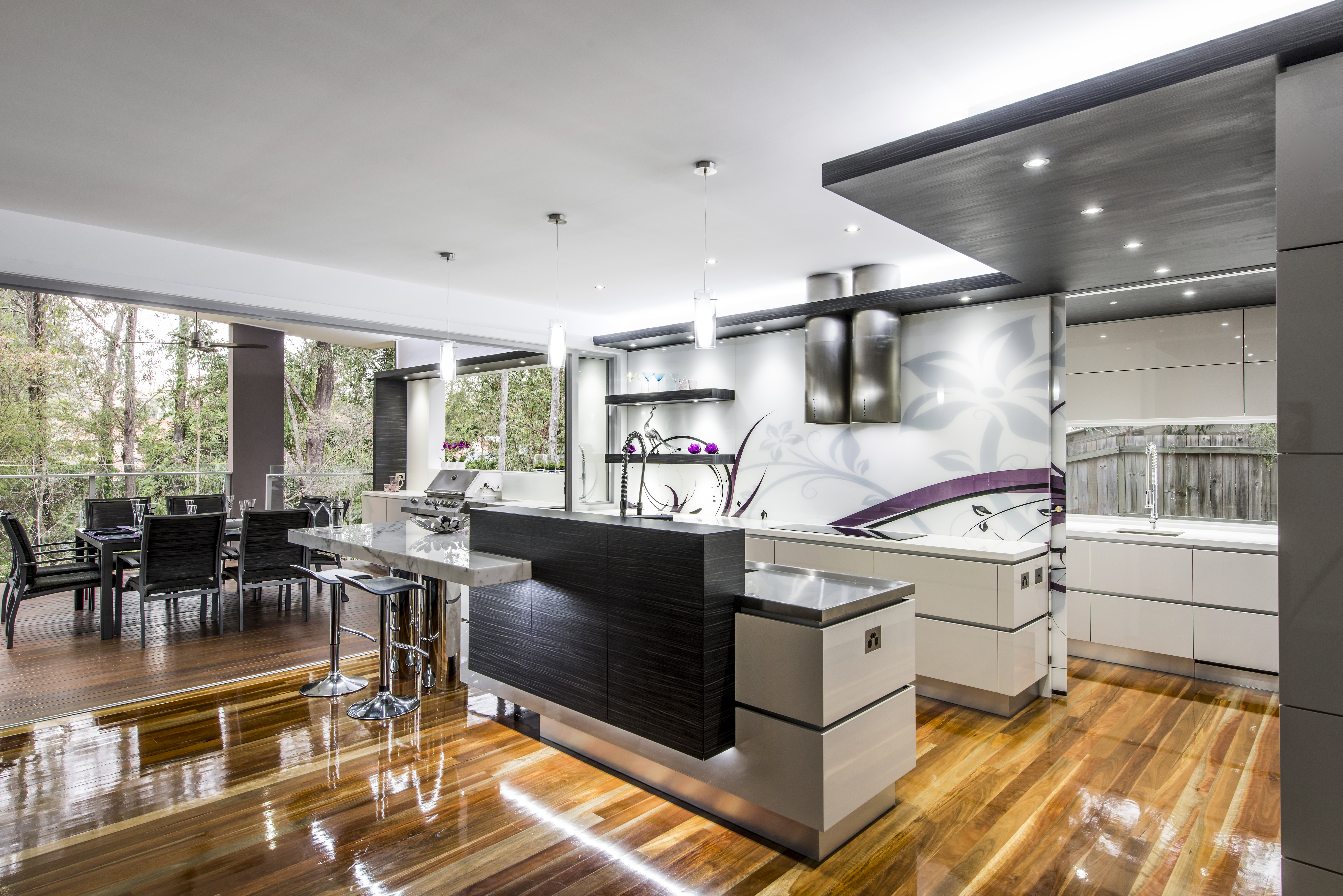 Brisbane kitchen renovation by sublime archtectural interiors