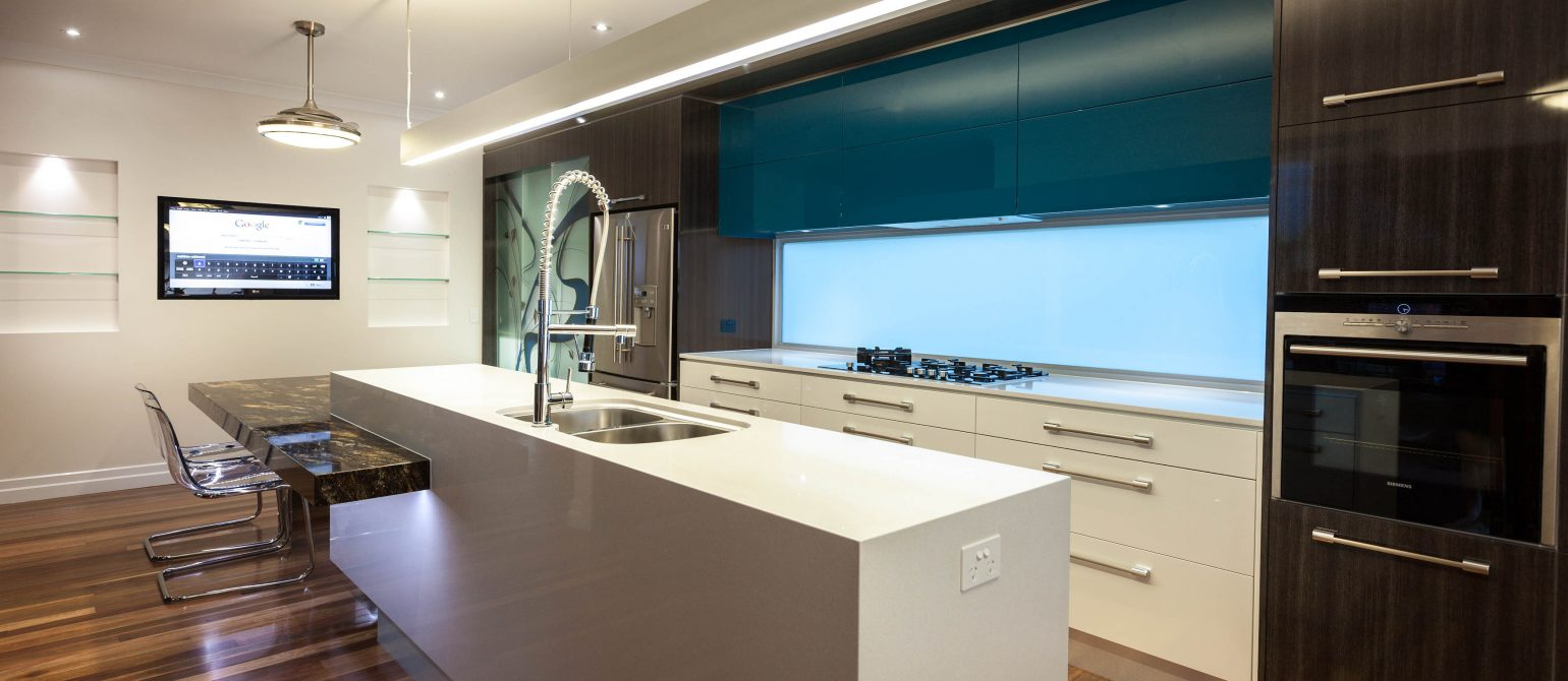Kitchens design Brisbane, Australia