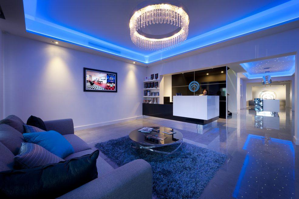 Luxury Shoroom Design Brisbane Australia
