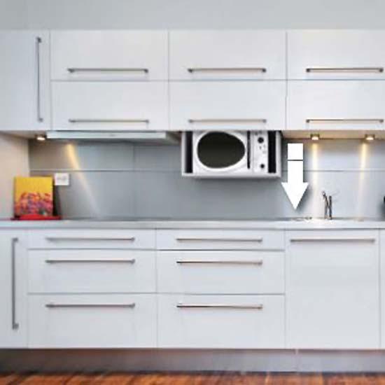 Microwave Lift