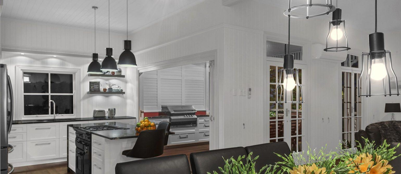 Queenslander Kitchen Design & renovation Brisbane Austrlalia