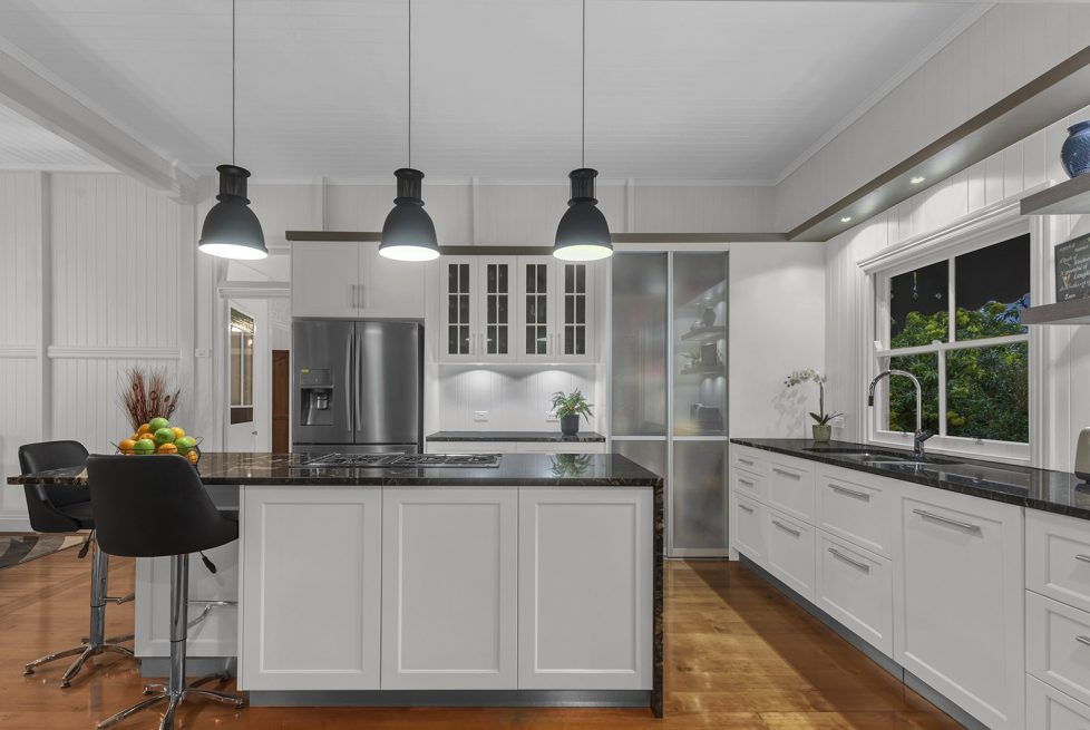 Traditional Queenslander Kitchen