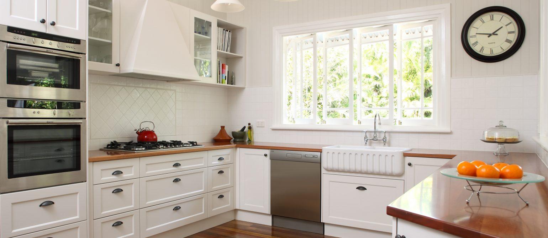 Shaker Style Kitchen Design