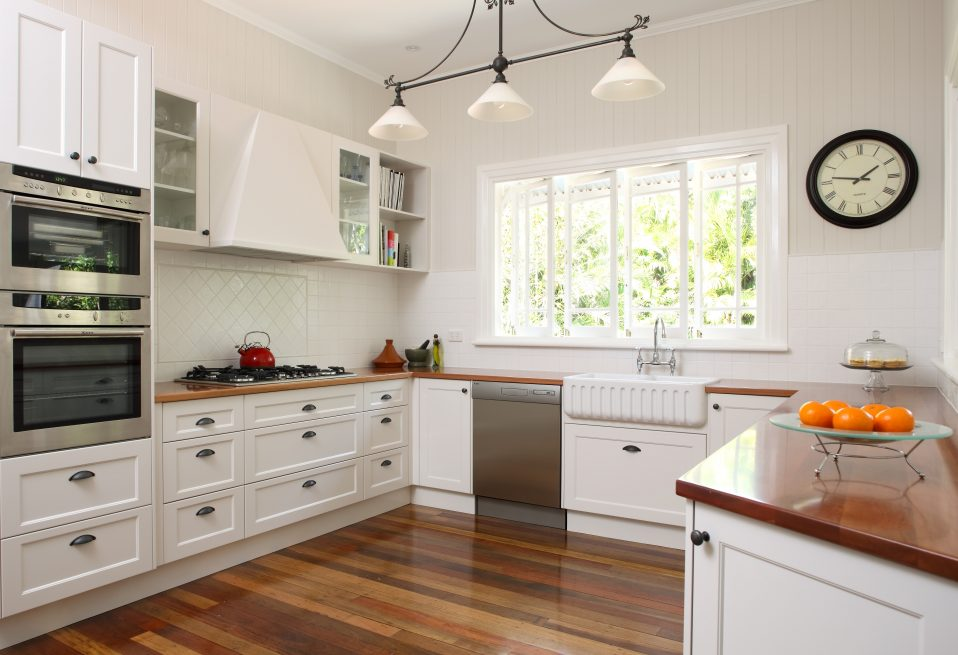 Shaker Style Kitchen Design