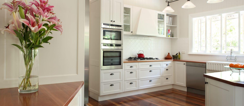 Timber Kitchen Benchtops
