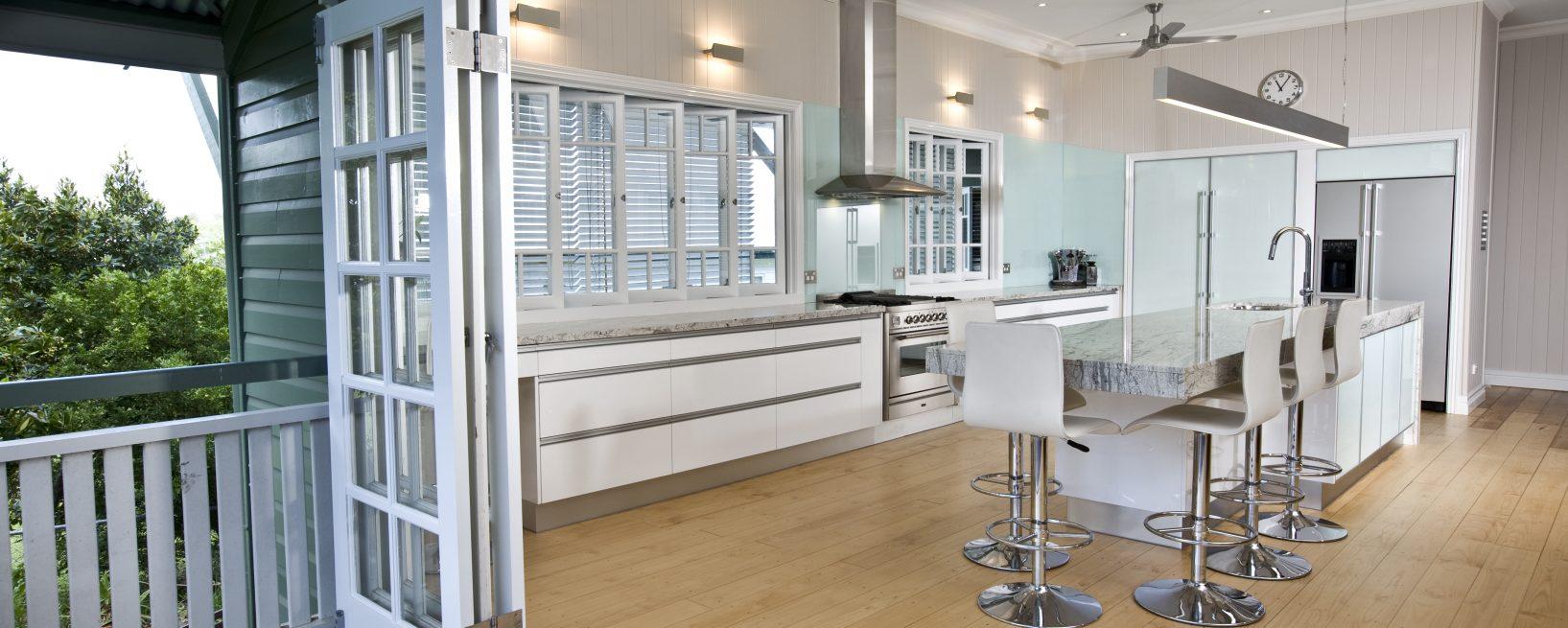 The Grange - Kitchen Renovation