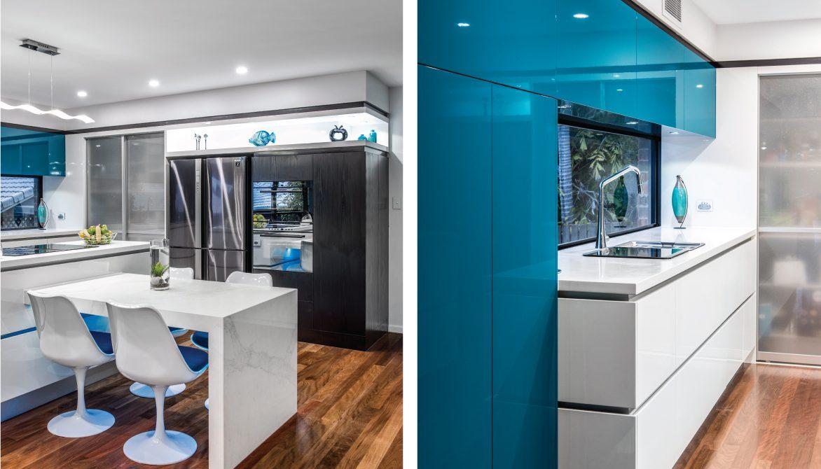Kitchen Renovation and Design Brisbane Australia