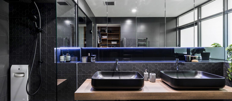 Luxury Bathroom Design Brisbane Australia