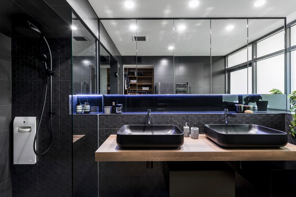 Luxury Bathroom Design Brisbane Australia