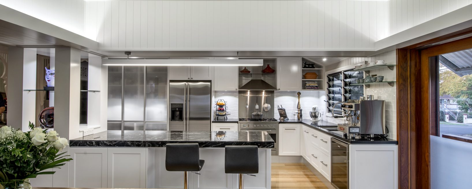 Queenslander Style Kitchen Renovation