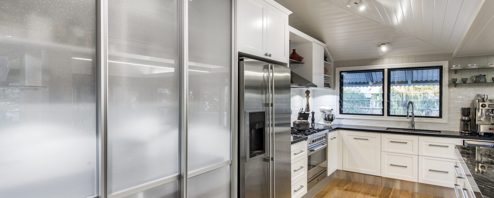 SLiding Kitchen Doos Brisbane Australia