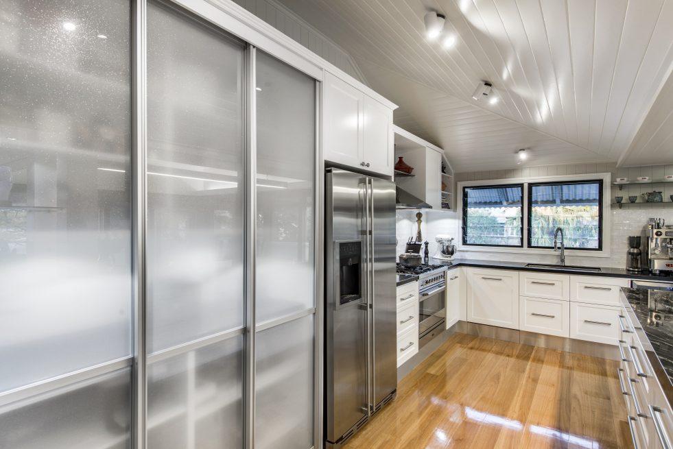 SLiding Kitchen Doos Brisbane Australia