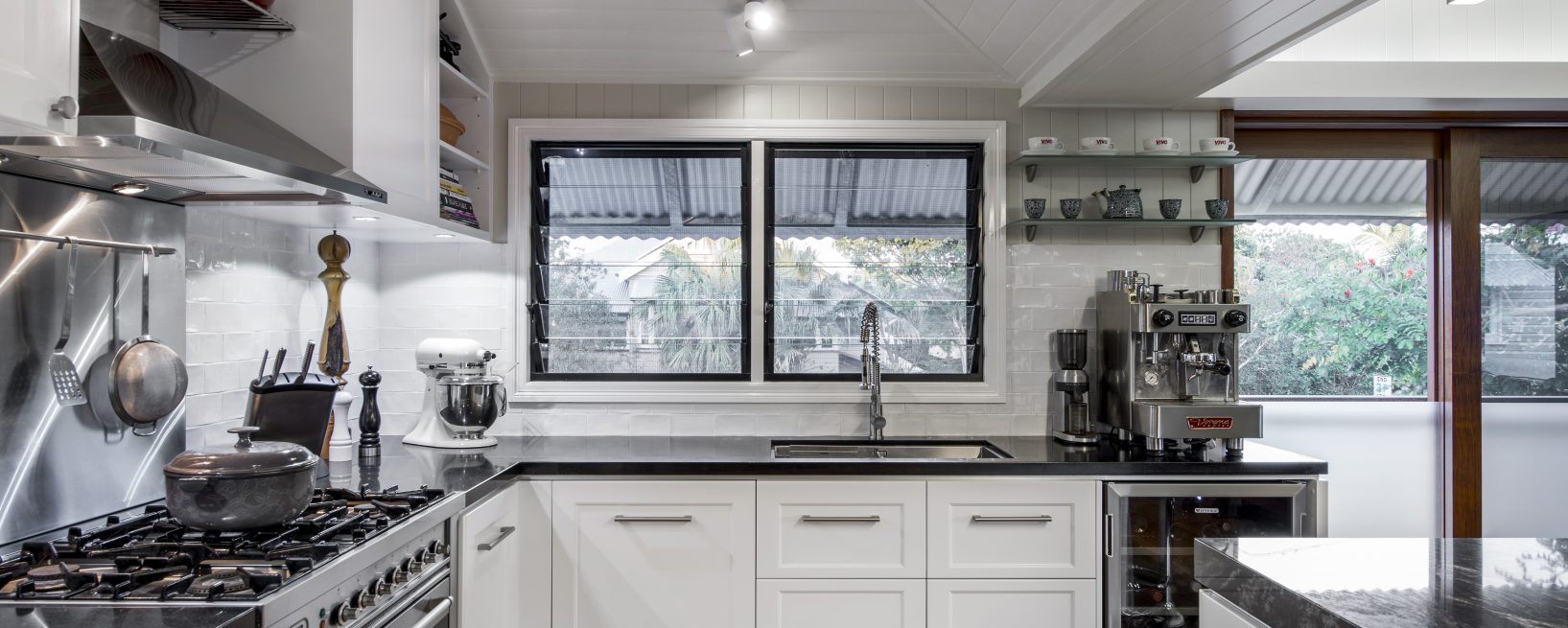 Shaker Style Kitchens Brisbane