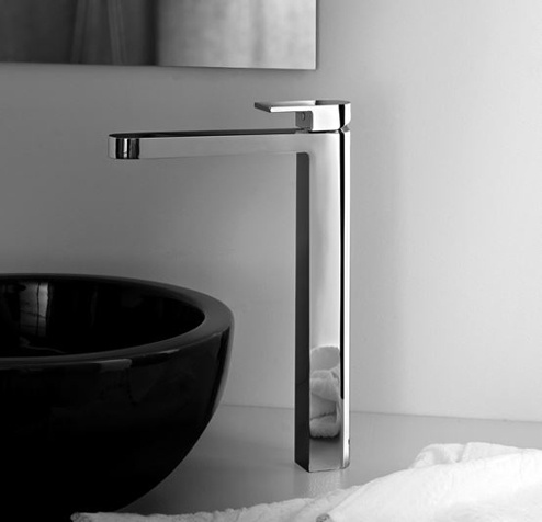 Bathroom Tapware - Pillar basin Mixer