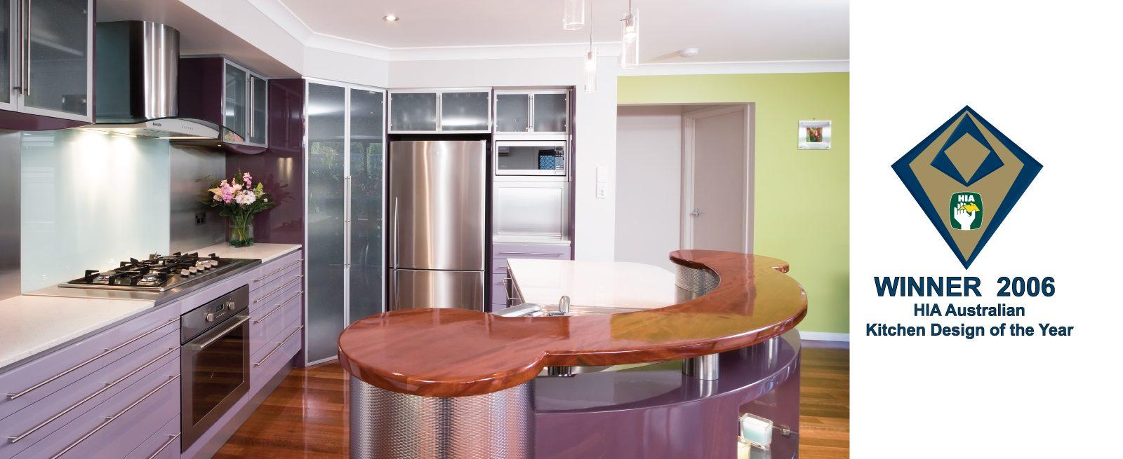 HIA Australian Kitchen Design of the Year - Kim Duffin