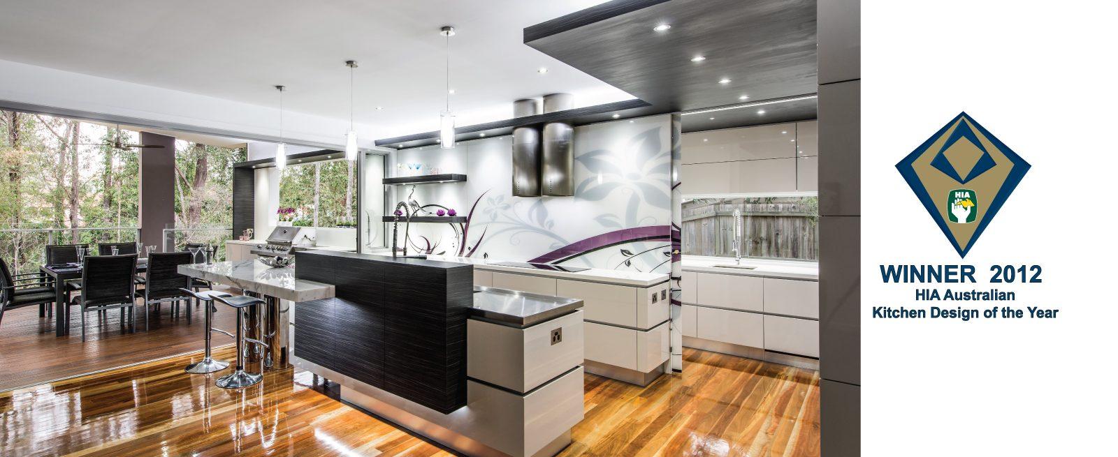 HIA Australian Kitchen Design of the Year -Kim Duffin