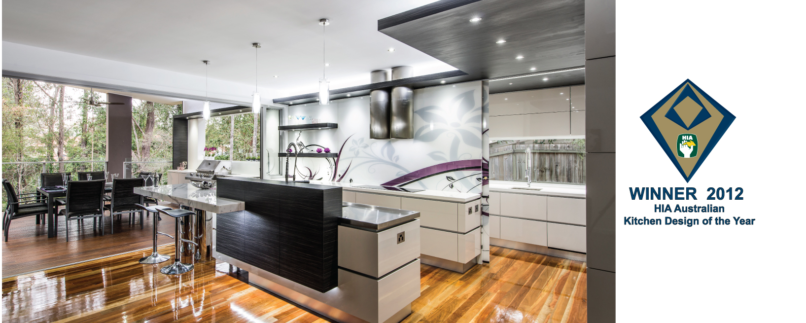 HIA Australian Kitchen Design of the Year -Kim Duffin