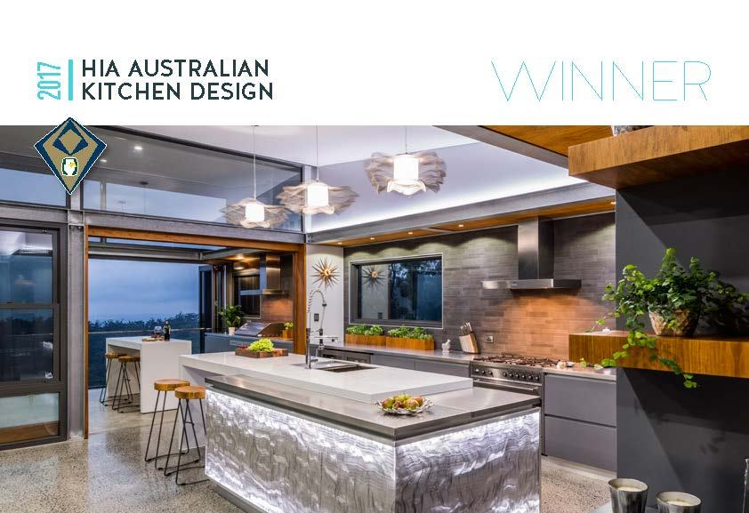 2018 HIA Australian Kitchen Design of the Year