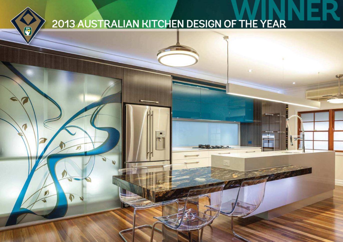 2013 HIA-CSR Australian Kitchen Design of the Year