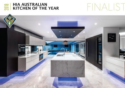 2018 HIA Australian Kitchen Project of The Year Queensland Finalist