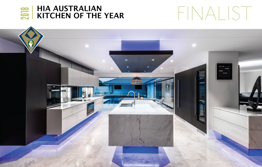 2018 HIA Australian Kitchen Project of The Year Queensland Finalist