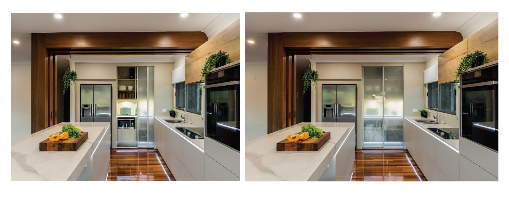 Kitchen Pantry Design Brisbane