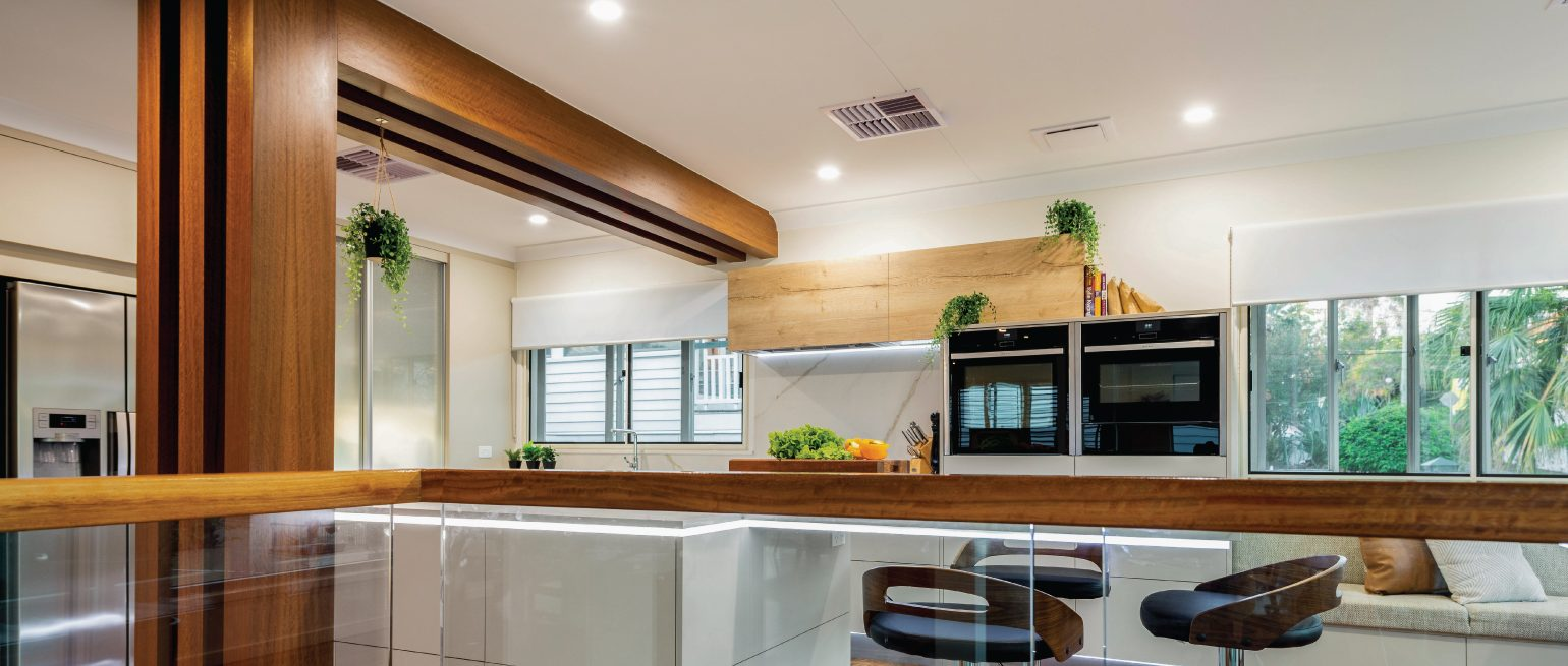 Australian Kitchen renovation Brisbane