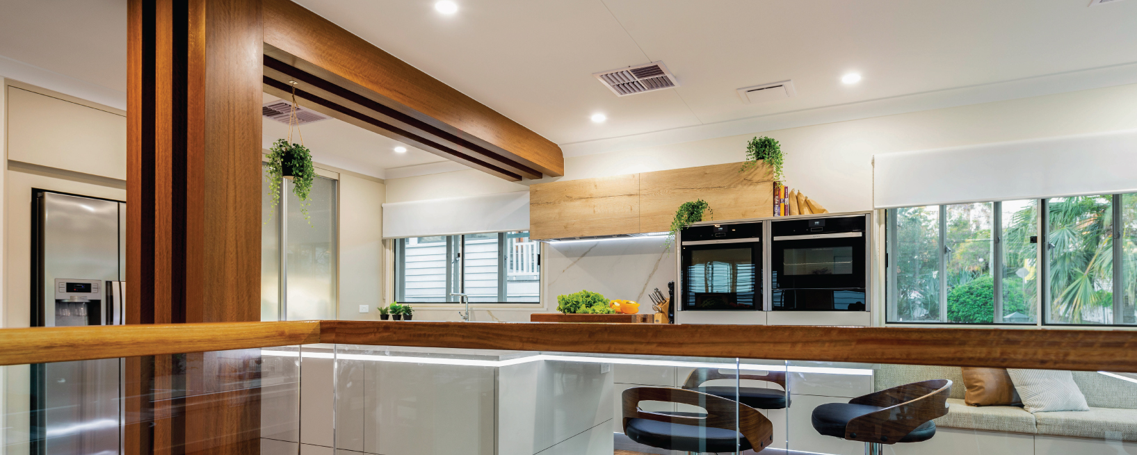 Australian Kitchen renovation Brisbane