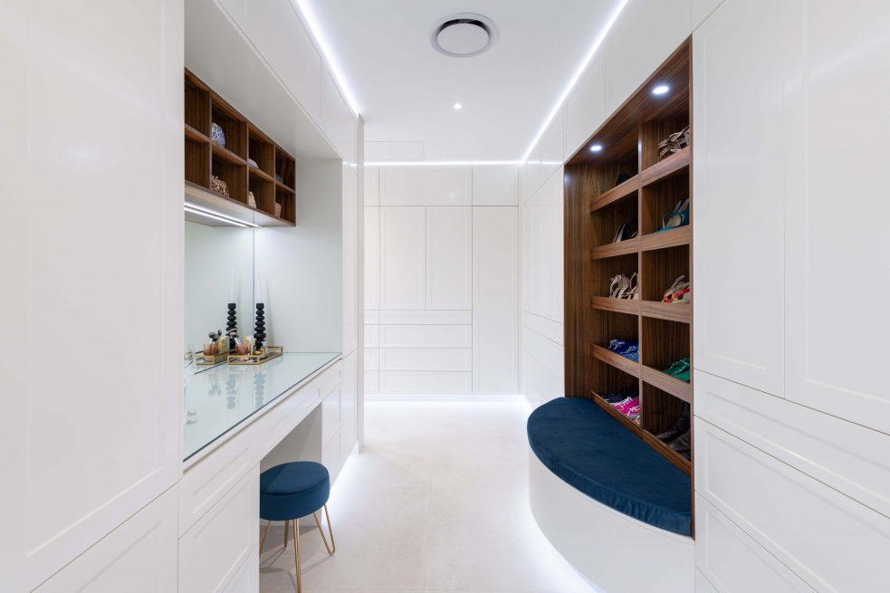 Master Suite Make up Area